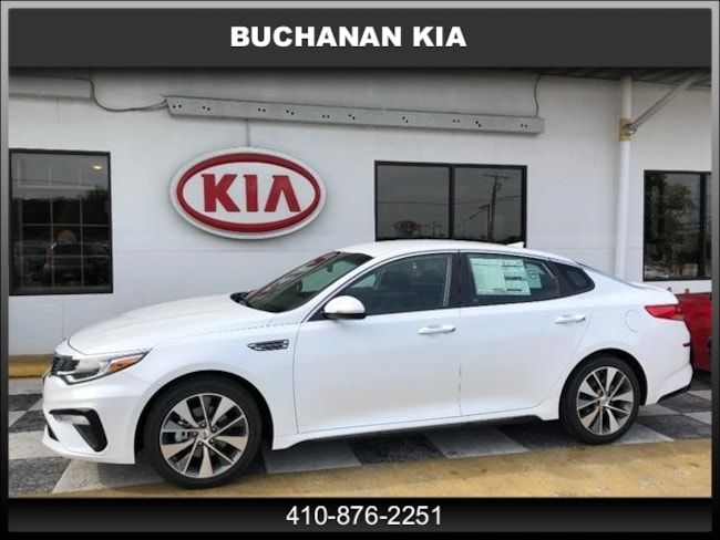 2019 Kia Optima S 4 DR SED Sedan New Kia for sale in Westminster, MD