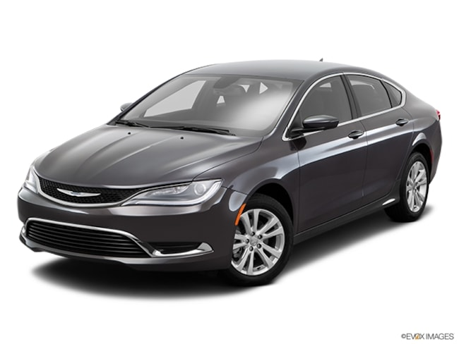 2016 Chrysler 200 4DR SDN Limited FWD Sedan