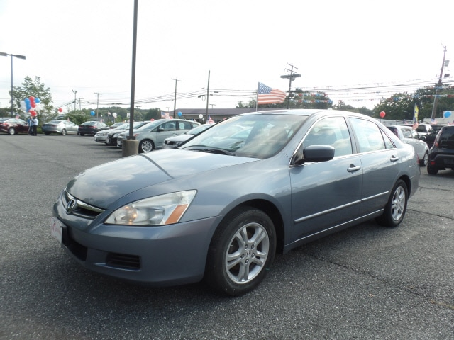 Used 2007 Honda Accord 4DR I4 AT LX SE Pzev Sedan For Sale In Westminster,  MD