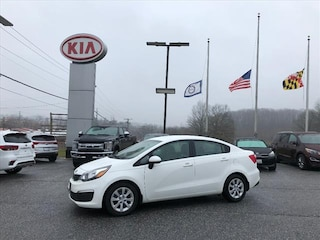 2016 Kia Rio 4DR SDN Auto LX Sedan New Kia For Sale in Westminster, MD