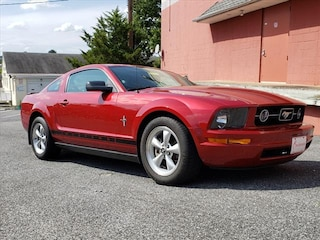 2008 Ford Mustang 2DR CPE Deluxe Coupe