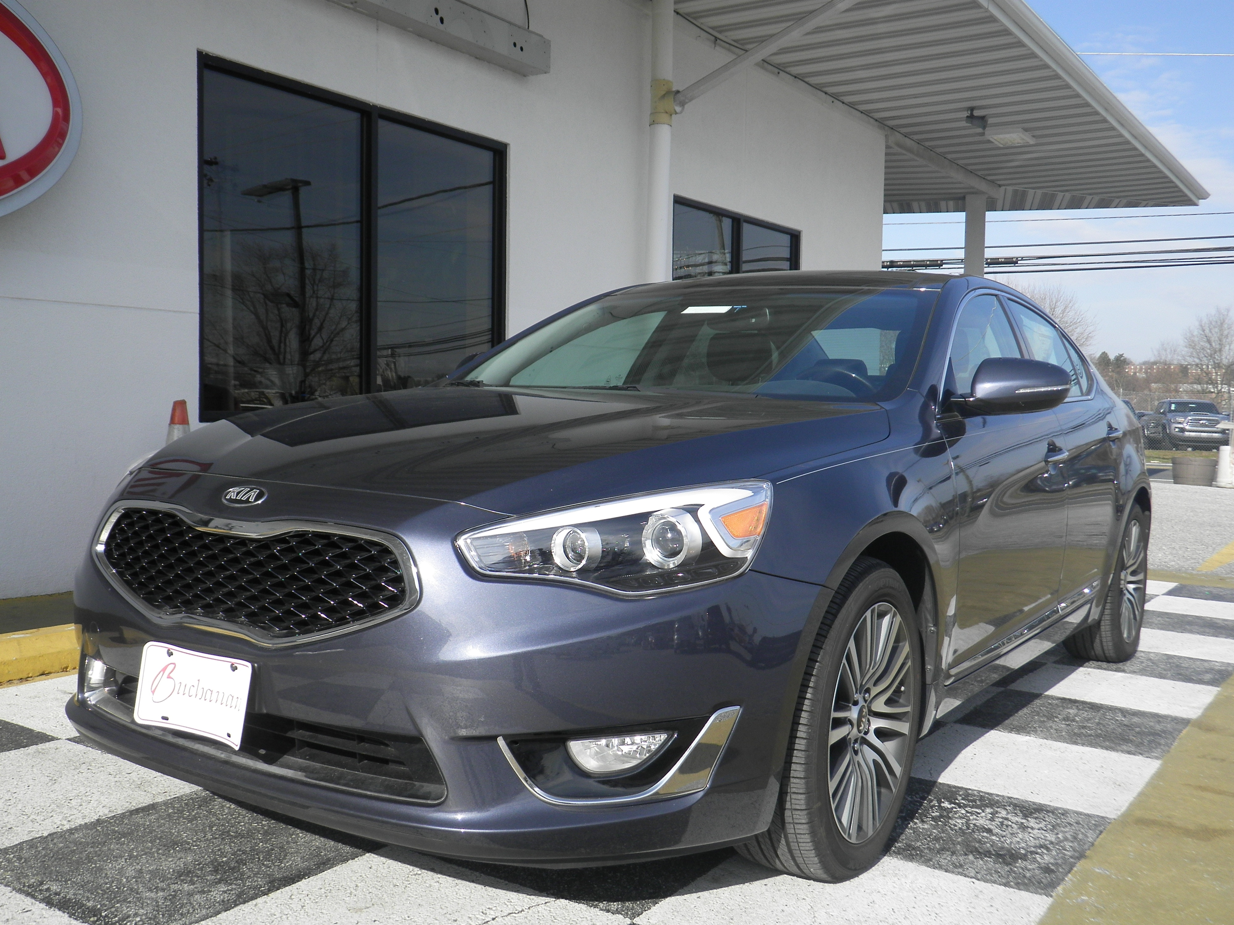 Certified Pre-Owned 2015 Kia Cadenza 4DR SDN Premium Sedan For Sale in  Westminster, MD