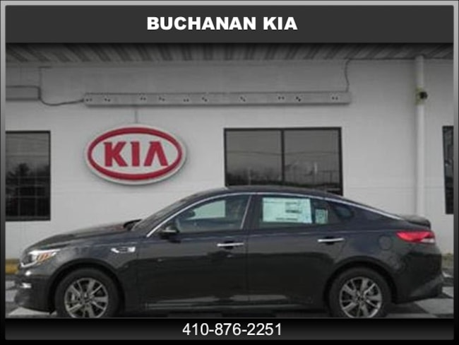 2016 Kia Optima 4DR SDN LX Turbo Sedan