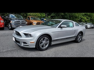 2014 Ford Mustang Base Coupe