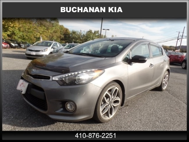 2016 Kia Forte5 5DR HB Auto SX Hatchback New Kia for sale in Westminster, MD