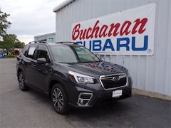 New 2020 Subaru Forester Limited SUV for sale in Pocomoke, MD
