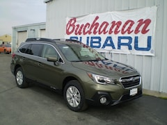 New 2019 Subaru Outback 2.5i Premium SUV 4S4BSAHC1K3284033 for sale in Pocomoke, MD