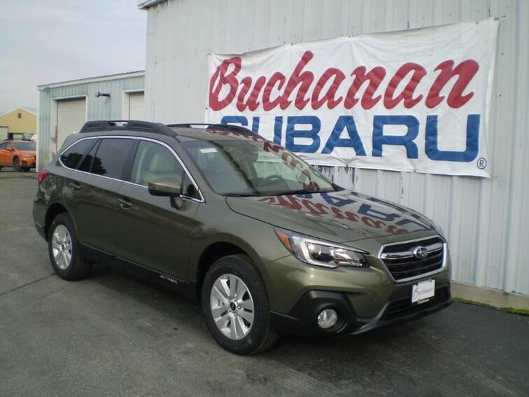 New 2019 Subaru Outback 2.5i Premium SUV For Sale/Lease Pocomoke, MD
