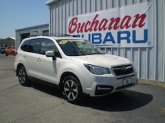 Used 2017 Subaru Forester 2.5I Premium CVT AWD 2.5i Premium  Wagon CVT JF2SJAEC5HH489900 for sale in Pocomoke, MD