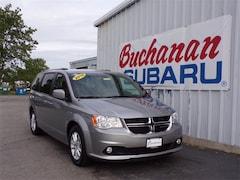 Used 2019 Dodge Grand Caravan SXT Minivan/Van 2C4RDGCG8KR544185 for sale in Pocomoke, MD