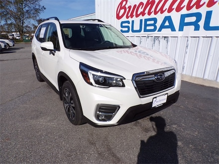 Featured New 2021 Subaru Forester Limited SUV for sale in Pocomoke City, MD