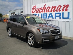 Certified Pre-Owned 2017 Subaru Forester 2.5I Touring CVT AWD 2.5i Touring  Wagon JF2SJATC2HH536643 for sale in Pocomoke City, MD