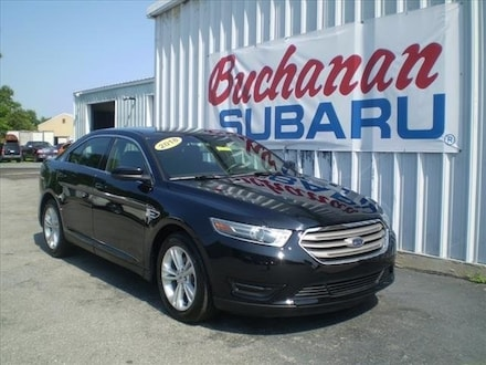 Featured Pre-Owned 2018 Ford Taurus SEL Sedan for sale in Pocomoke City, MD