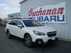 New 2019 Subaru Outback 3.6R Limited SUV 4S4BSENCXK3272314 for sale in Pocomoke, MD