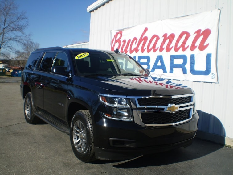Used 2015 Chevrolet Tahoe 2WD 4DR LT 4x2 LT  SUV for sale in Pocomoke, MD
