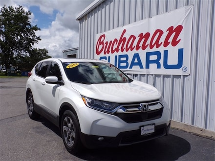 Featured Pre-Owned 2019 Honda CR-V EX SUV for sale in Pocomoke City, MD