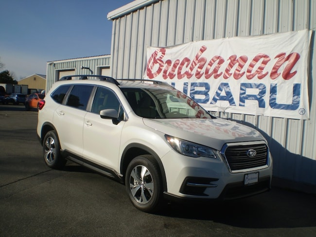 New 2019 Subaru Ascent Premium 8-Passenger SUV For Sale/Lease Pocomoke, MD