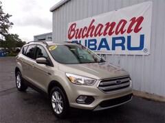 Used 2018 Ford Escape SE SUV 1FMCU0GD1JUB46407 for sale in Pocomoke, MD