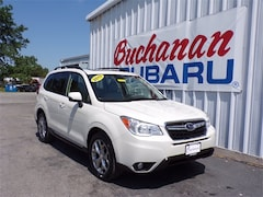 Certified Pre-Owned 2015 Subaru Forester 2.5i Touring SUV JF2SJAWCXFH482517 for sale in Pocomoke City, MD