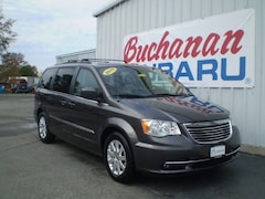 Used 2015 Chrysler Town & Country 4DR WGN Touring Touring  Mini-Van 2C4RC1BG7FR696112 for sale in Pocomoke, MD