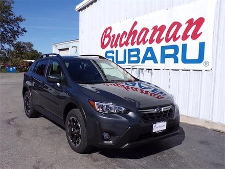 Featured New 2021 Subaru Crosstrek Premium SUV for sale in Pocomoke City, MD