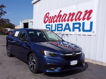 Featured New 2021 Subaru Legacy Base Trim Level Sedan for sale in Pocomoke City, MD