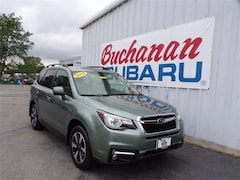 Certified Pre-Owned 2018 Subaru Forester 2.5i Limited SUV JF2SJARC1JH469384 for sale in Pocomoke City, MD