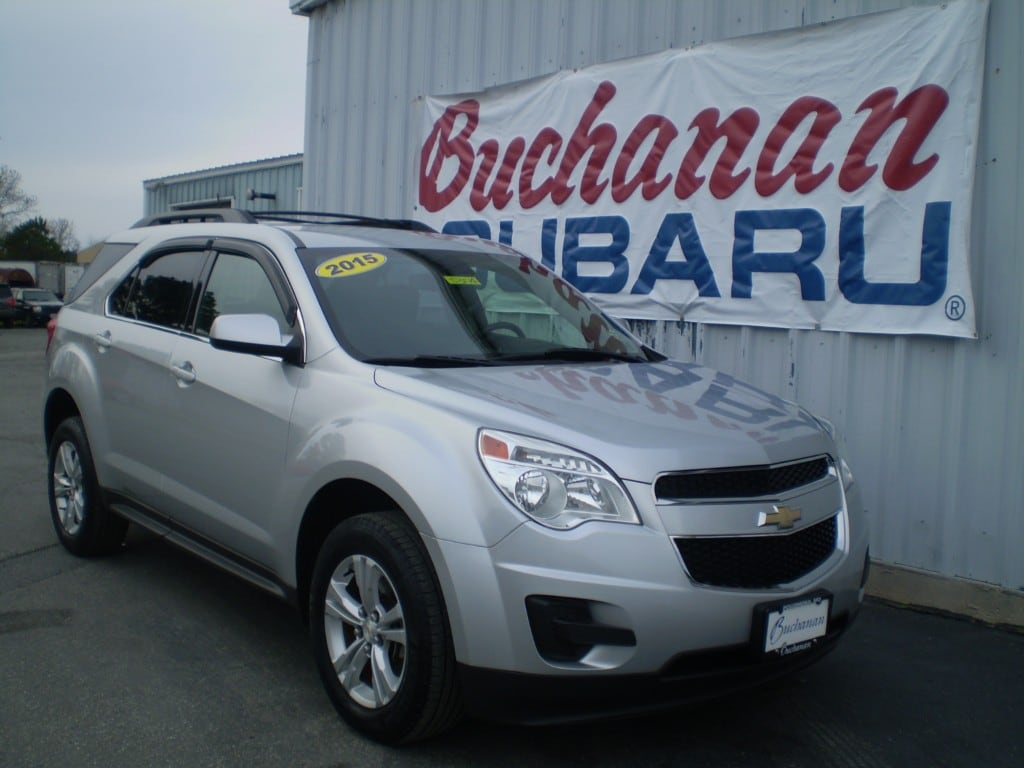 Featured Pre-Owned 2015 Chevrolet Equinox AWD 4DR LT W/1LT AWD LT  SUV w/1LT for sale in Pocomoke City, MD