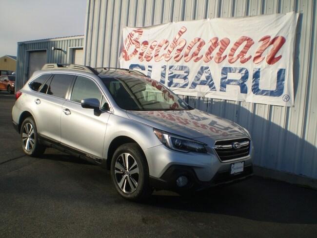 New 2019 Subaru Outback 2.5i Limited SUV For Sale/Lease Pocomoke, MD