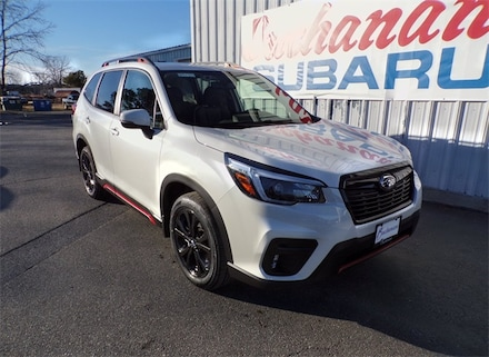Featured New 2021 Subaru Forester Sport SUV for sale in Pocomoke City, MD