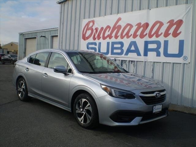 Featured New 2020 Subaru Legacy Premium Sedan for sale in Pocomoke City, MD