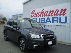 Certified Pre-Owned 2017 Subaru Forester 2.5i Limited SUV JF2SJAJCXHH483550 for sale in Pocomoke City, MD