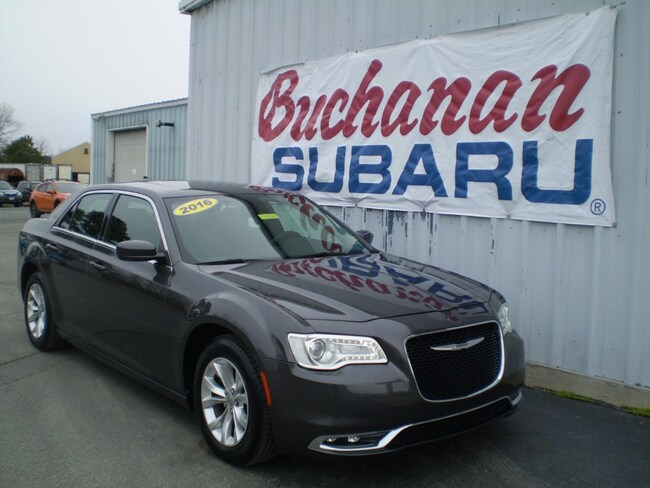 Used 2016 Chrysler 300 Limited Anniversary Limited Anniversary  Sedan for sale in Pocomoke, MD