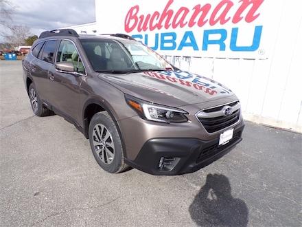 Featured New 2021 Subaru Outback Premium SUV for sale in Pocomoke City, MD