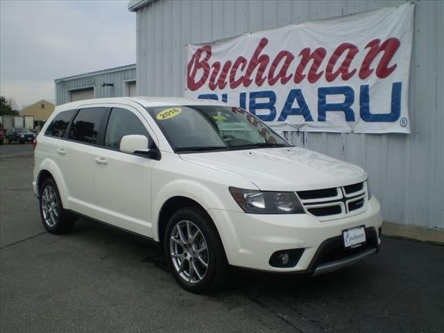 Featured Pre-Owned 2016 Dodge Journey R/T SUV for sale in Pocomoke City, MD