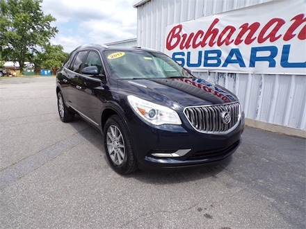 Featured Pre-Owned 2017 Buick Enclave Convenience Group SUV for sale in Pocomoke City, MD