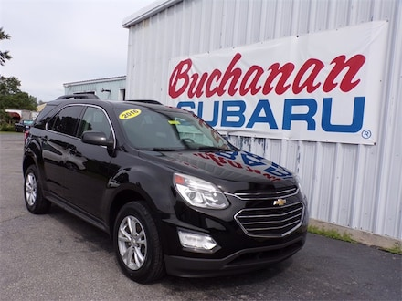 Featured Pre-Owned 2016 Chevrolet Equinox LT SUV for sale in Pocomoke City, MD