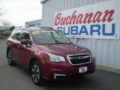 Certified Pre-Owned 2017 Subaru Forester 2.5i Limited SUV JF2SJAJC7HH501616 for sale in Pocomoke City, MD