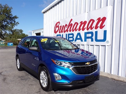 Featured Pre-Owned 2019 Chevrolet Equinox LS SUV for sale in Pocomoke City, MD