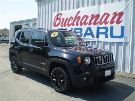 Featured Pre-Owned 2018 Jeep Renegade Latitude SUV for sale in Pocomoke City, MD