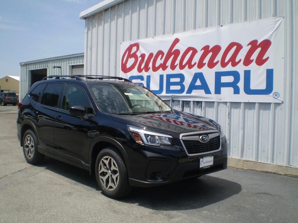 Featured New 2019 Subaru Forester Premium SUV for sale in Pocomoke City, MD