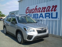 New 2019 Subaru Forester Standard SUV JF2SKACC9KH492385 for sale in Pocomoke, MD