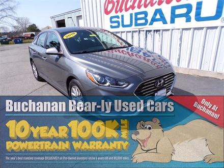 Featured Pre-Owned 2018 Hyundai Sonata SE Sedan for sale in Pocomoke City, MD