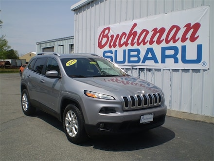 Featured Pre-Owned 2015 Jeep Cherokee Latitude SUV for sale in Pocomoke City, MD