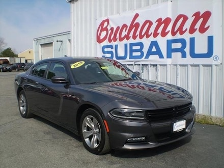 Featured Pre-Owned 2018 Dodge Charger SXT Sedan for sale in Pocomoke City, MD