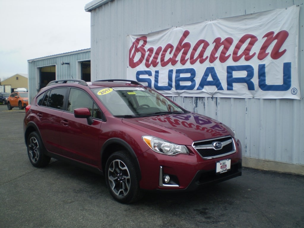 Featured Pre-Owned 2017 Subaru Crosstrek 2.0I Premium CVT AWD 2.0i Premium  Crossover CVT for sale in Pocomoke City, MD