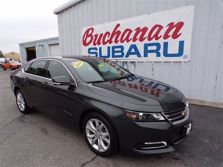 Featured Pre-Owned 2019 Chevrolet Impala LT Sedan for sale in Pocomoke City, MD