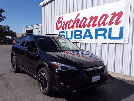 Featured New 2021 Subaru Crosstrek Limited SUV for sale in Pocomoke City, MD