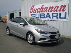 Used 2018 Chevrolet Cruze 4DR SDN 1.4L LT W/1SD LT Auto  Sedan 1G1BE5SMXJ7133390 for sale in Pocomoke, MD