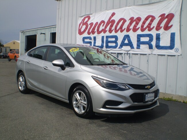 Used 2018 Chevrolet Cruze 4DR SDN 1.4L LT W/1SD LT Auto  Sedan for sale in Pocomoke, MD